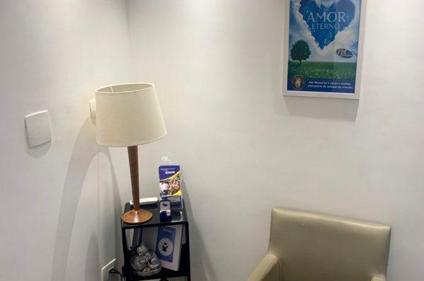 Hospital Veterinário Foccus - Sala de despedida