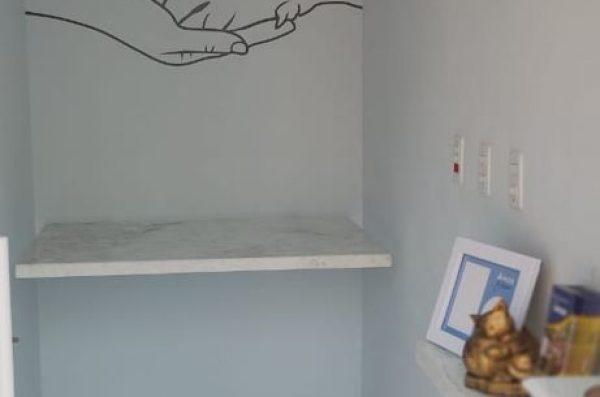 Hospital Veterinário Anima - Sala de despedida