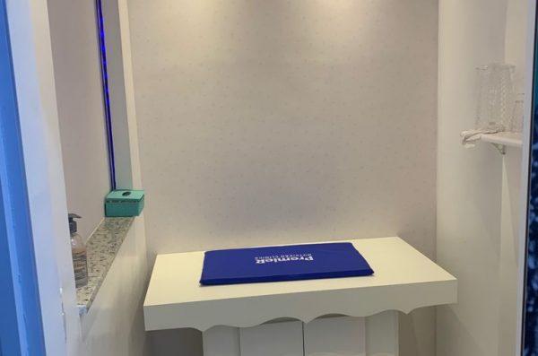 Hospital Veterinário Animaniac's Tatuapé - Sala de despedida