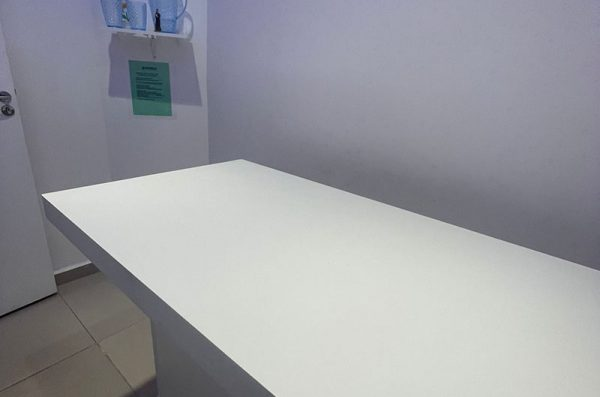Hospital Veterinário Animaniac's Vila Matilde - Sala de despedida